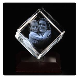 3DCrystal Cut Corner Diamond
