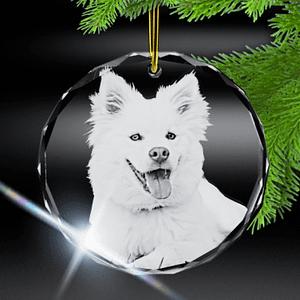2D Crystal Ornament